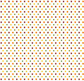 Fruits pattern in white backdrop Stock Photo
