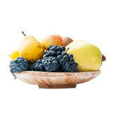 Fruits plate Stock Photo