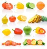 fruits reflections vegetables Стоковая Фотография RF