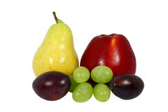 Fruits saisonniers Photo stock