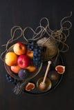 Fruits saisonniers d'automne Image stock