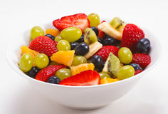 Fruits salad Stock Image