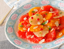 Fruits salad Royalty Free Stock Photos