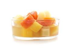Fruits salad Stock Photos