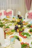 Fruits and Salads Stock Photos