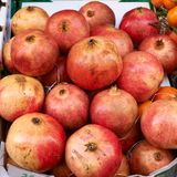 Fruits for sale on market Royalty Free Stock Photo