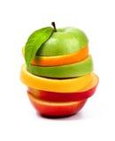 Fruits sandwich Stock Photography