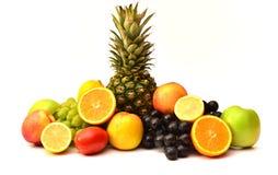 Fruits savoureux Aliment biologique Fruits normaux Images stock