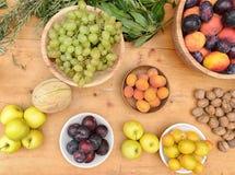 Fruits of season Royalty Free Stock Photography