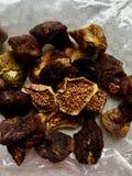 Fruits secs photos libres de droits
