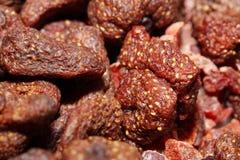 Fruits secs. Photos libres de droits