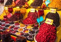 Fruits secs Images libres de droits