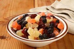 Fruits secs photographie stock