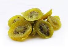 Fruits secs verts de Giwi Photographie stock libre de droits