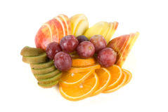 Fruits set Stock Image