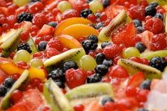 Fruits shot at a short depth of field Royalty Free Stock Photos