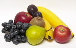 Fruits still life Royalty Free Stock Images