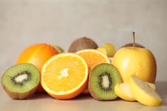 Fruits still life Stock Photo