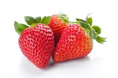 fruits - Strawberries Stock Photo