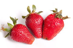 fruits - Strawberries Royalty Free Stock Images