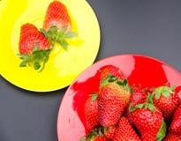 Fruits:strawberry Stock Image