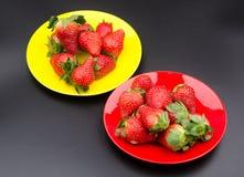 Fruits:strawberry Stock Photo