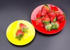 Fruits:strawberry Royalty Free Stock Photos