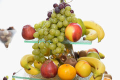 Fruits on the table Stock Photos