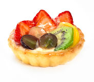Fruits tart Stock Photo