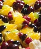 Fruits tarts Royalty Free Stock Images