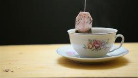 Fruits tea stock footage