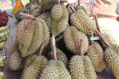 Fruits thaïlandais image stock