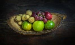 Fruits toujours de durée Photo stock