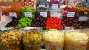 Fruits traités Photo stock