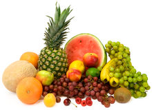 Fruits tropicaux Photographie stock