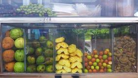 Fruits tropicaux Images libres de droits
