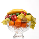 Fruits in the vase Stock Photography