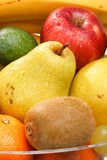 Fruits in the vase Stock Image