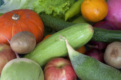 Fruits and vegetable Royalty Free Stock Photo