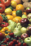 Fruits & vegetables Stock Photos