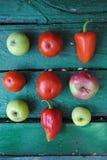 fruits vegetables Στοκ φωτογραφία με δικαίωμα ελεύθερης χρήσης