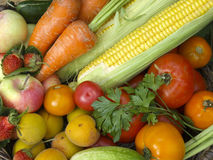fruits vegetables στοκ φωτογραφίες με δικαίωμα ελεύθερης χρήσης