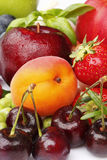Fruits and vegetables Royalty Free Stock Photography