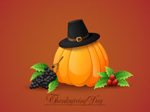 Fruits and vegetables for Thanksgiving Day celebration. Royalty Free Stock Photos