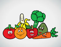 Fruits veggies collection 3 Royalty Free Stock Photo