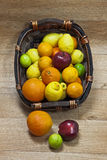 Fruits with vitamin C. A mixture of fruits with vitamin C Stock Photography