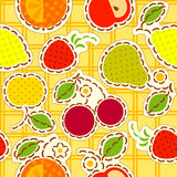 Fruits wallpaper Royalty Free Stock Photo