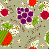 Fruits wallpaper Royalty Free Stock Images