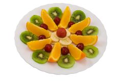 Fruitsalad Royalty Free Stock Photos