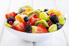 Fruitsalade Royalty-vrije Stock Foto's